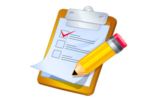 Required Documents Clipart
