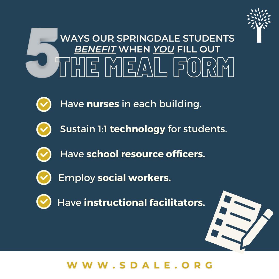 District Benefits Flyer