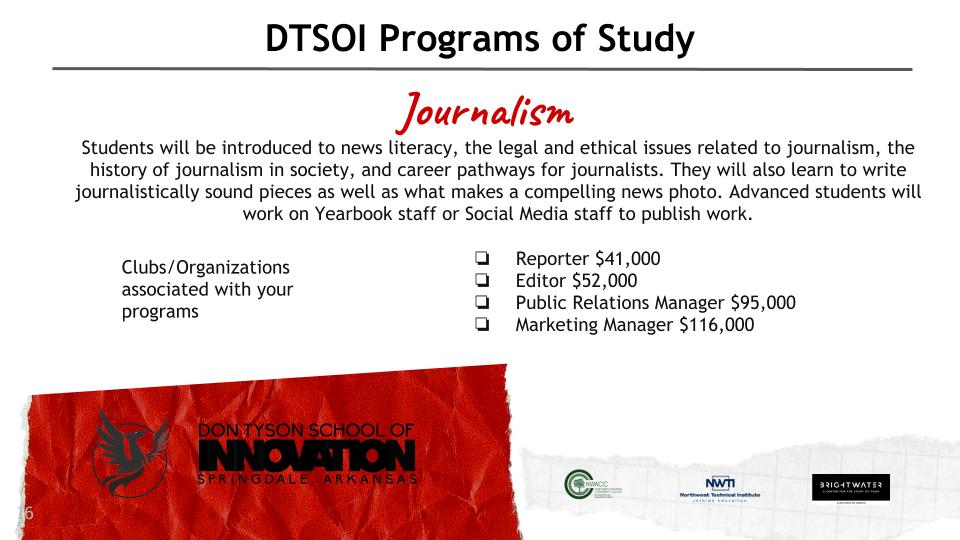 Journalism Info