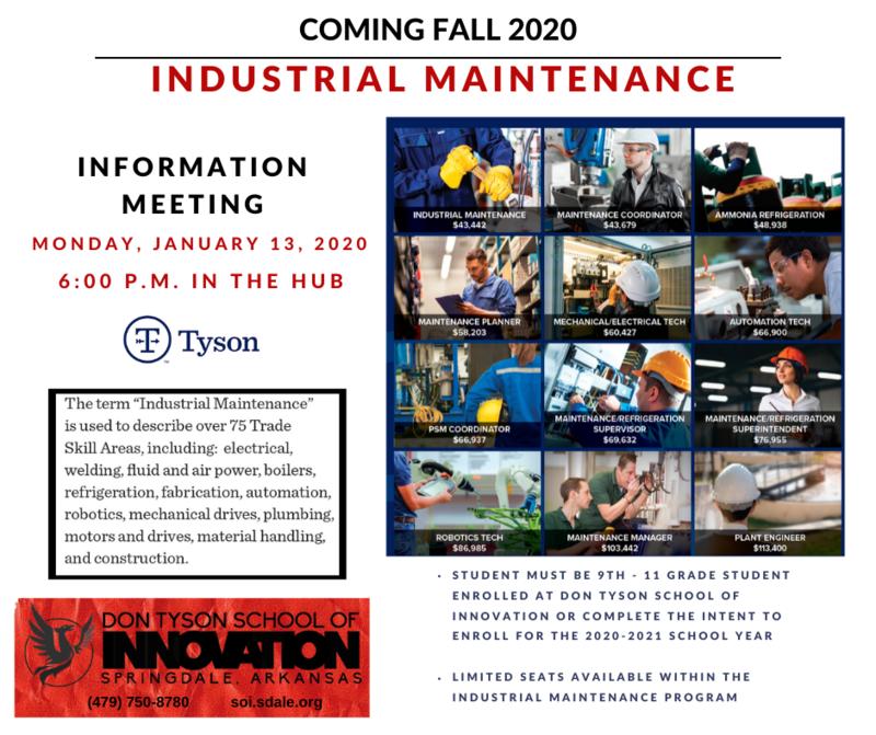 Industrial Maintenance Info