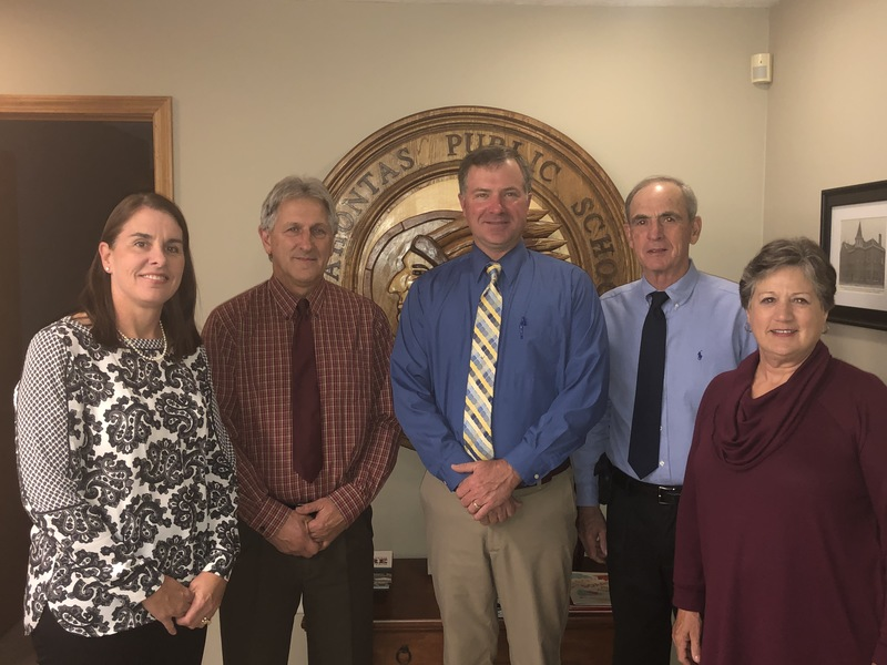 Photo of all the Board Members