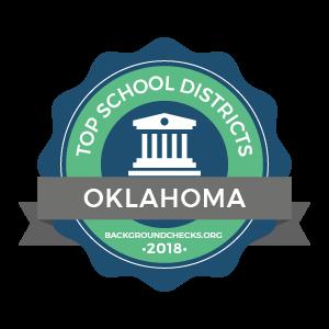 Oklahomas top school districts 2018