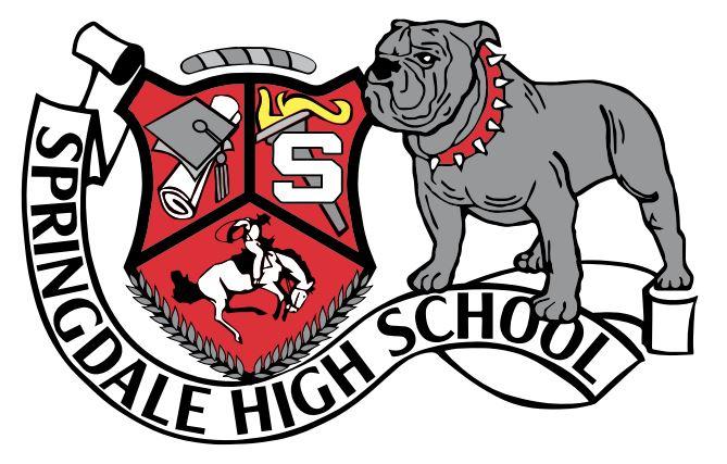 Springdale High School - Logo