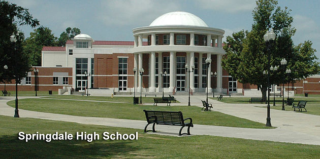 Photo of Springdale High School