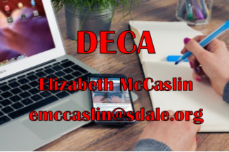DECA - Elizabeth McCaslin - emccaslin@sdale.org