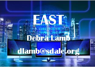 EAST - Debra Lamb - dlamb@sdale.org