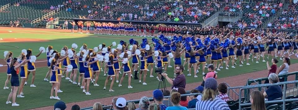 Central Cheerleaders