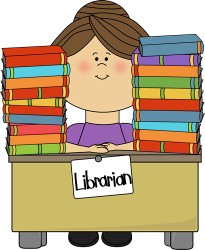 Image of a librarian.