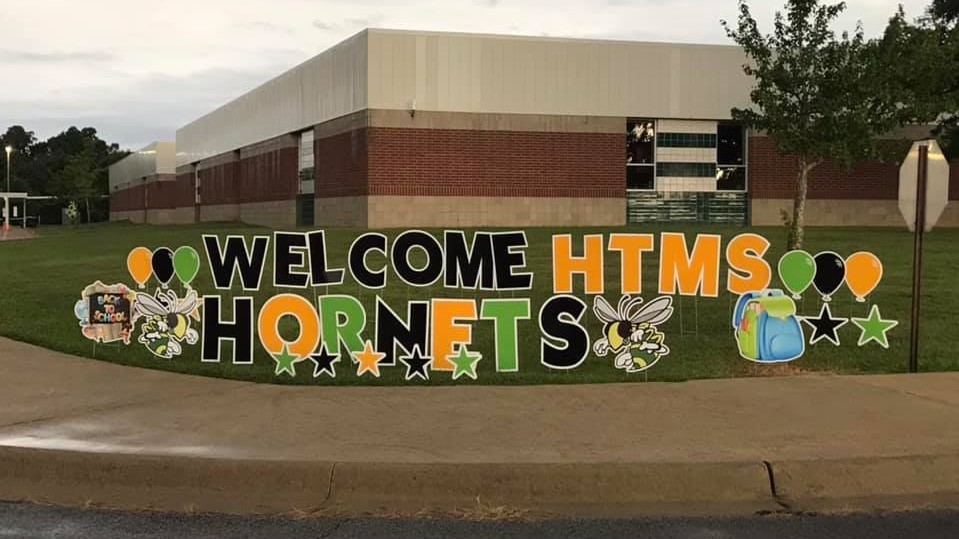 HTMS Back to School