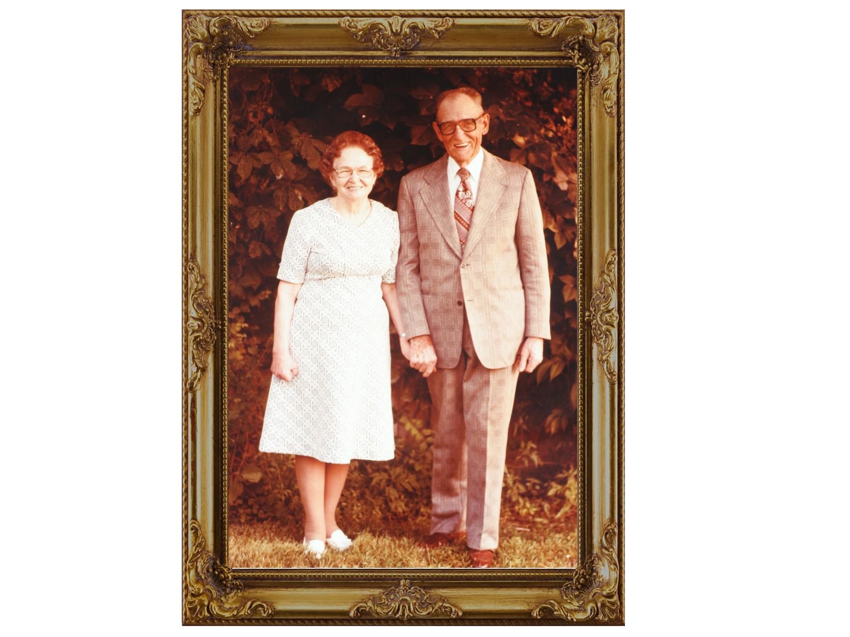 Jack and Glenna Hellstern