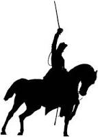 Knight silhouette