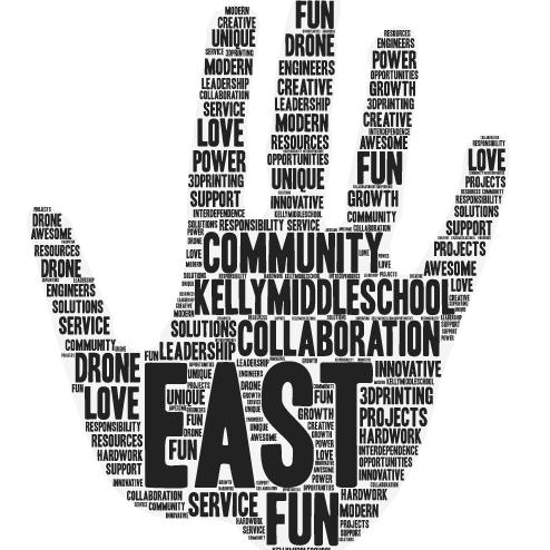 EAST - Creative image