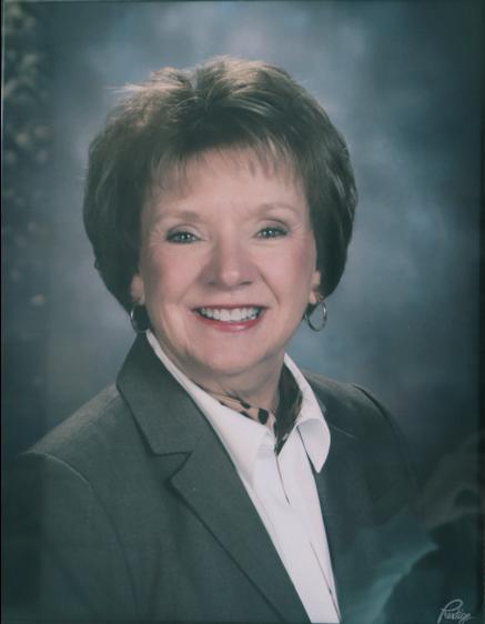 Photo of Mrs. Linda Childers Knapp.