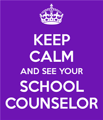 Keep Calm and See Your School Counselor