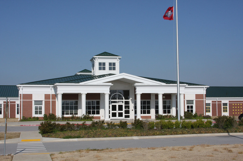 Photo of the Walter Turnbow Elementary.