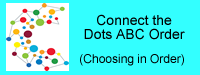Connect the Dots ABC Order