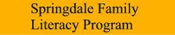 Springdale Family Literacy Program