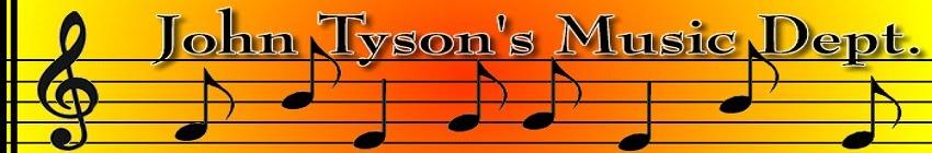 John Tyson's Music Dept.