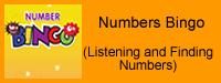 Numbers Bingo