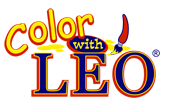 Color with Leo