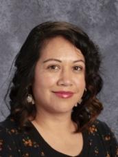 Photo of Ms. Stephanie Ramirez.