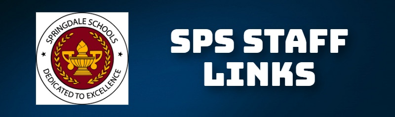 SPS Staff Links