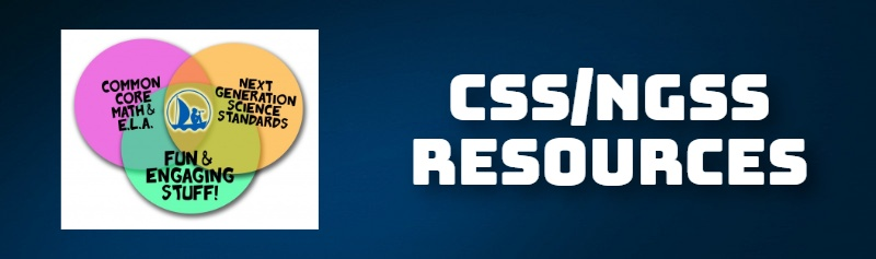CSS/NGSS Resources