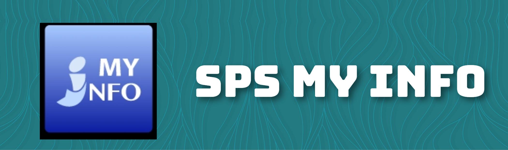 SPS My Info