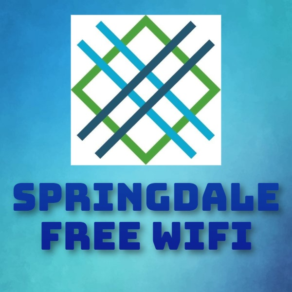 Springdale Free Wifi