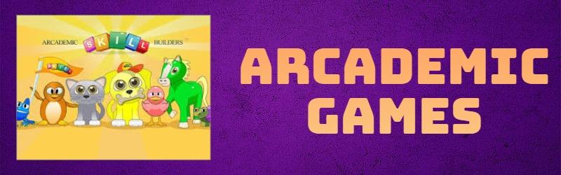 ARCADEMIC GAMES