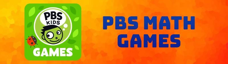 PBS MATH GAMES