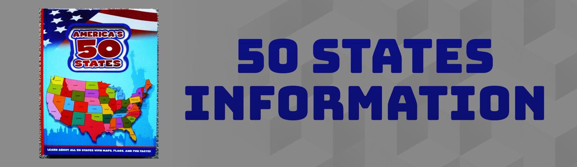 50 STATES INFORMATION