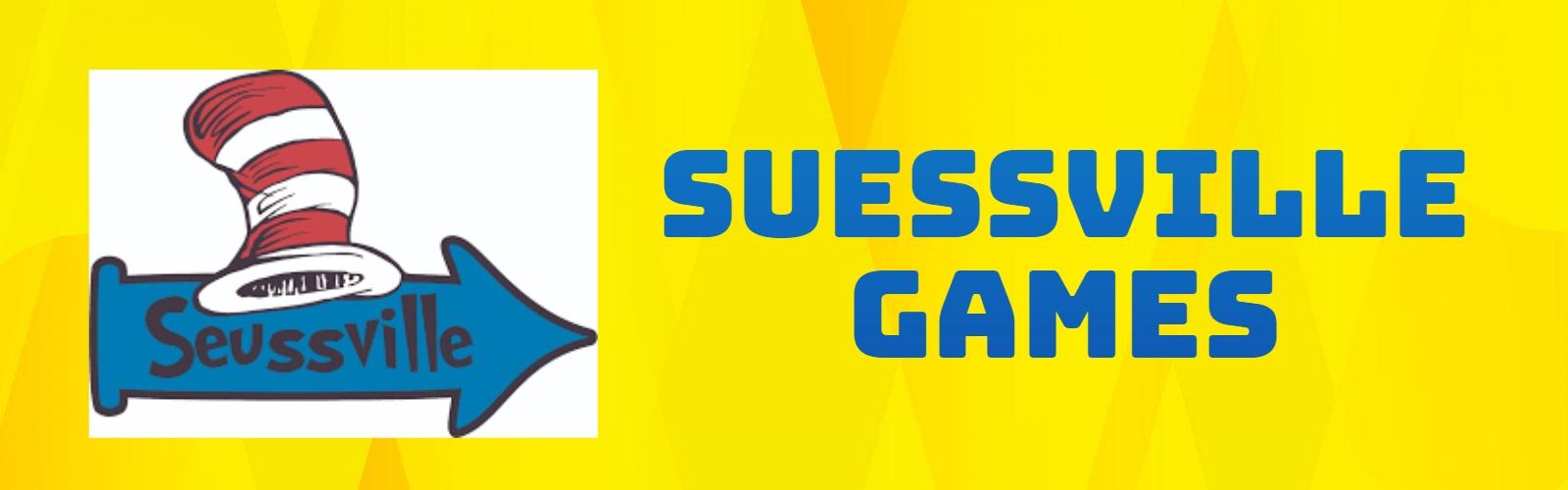 SUESSVILLE GAMES