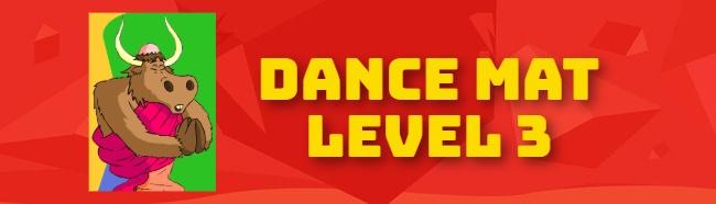 DANCE MAT LEVEL 3