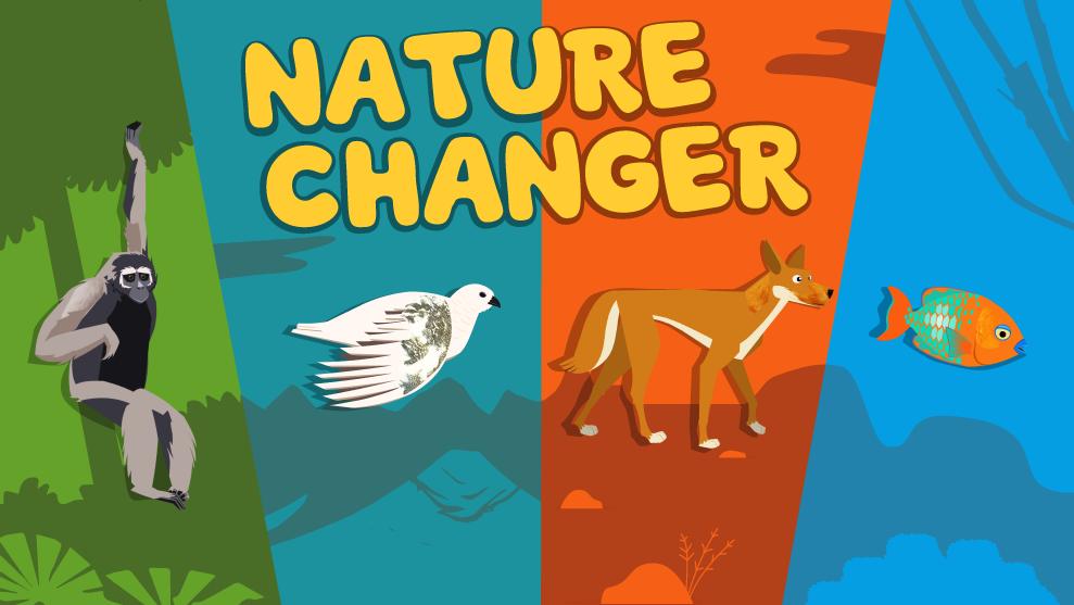 NATURE CHANGER