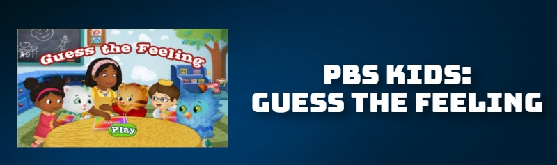 PBS KIDS: GUESS THE FEELING