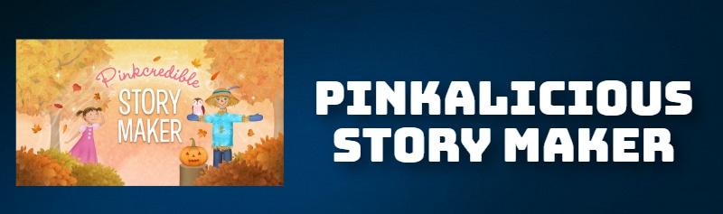 PINKALICIOUS STORY MAKER