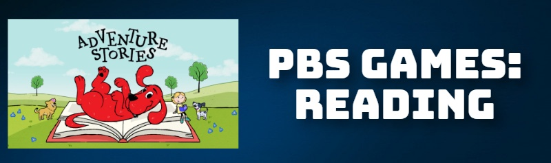 PBS GAMES: READING