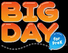 BIG DAY FOR PRE-K LOGO