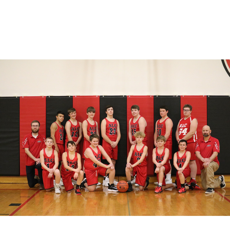 ALC JrHi Boys Basketball