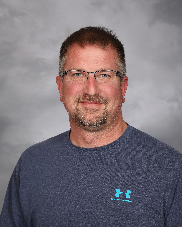 Photo of Mike Kaminski.