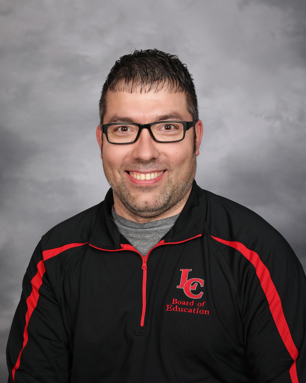Photo of Eric Kowalski.