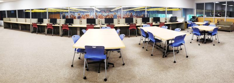 Ottenhemier Accelerated Learning Center classroom