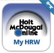 Holt McDougal Online
