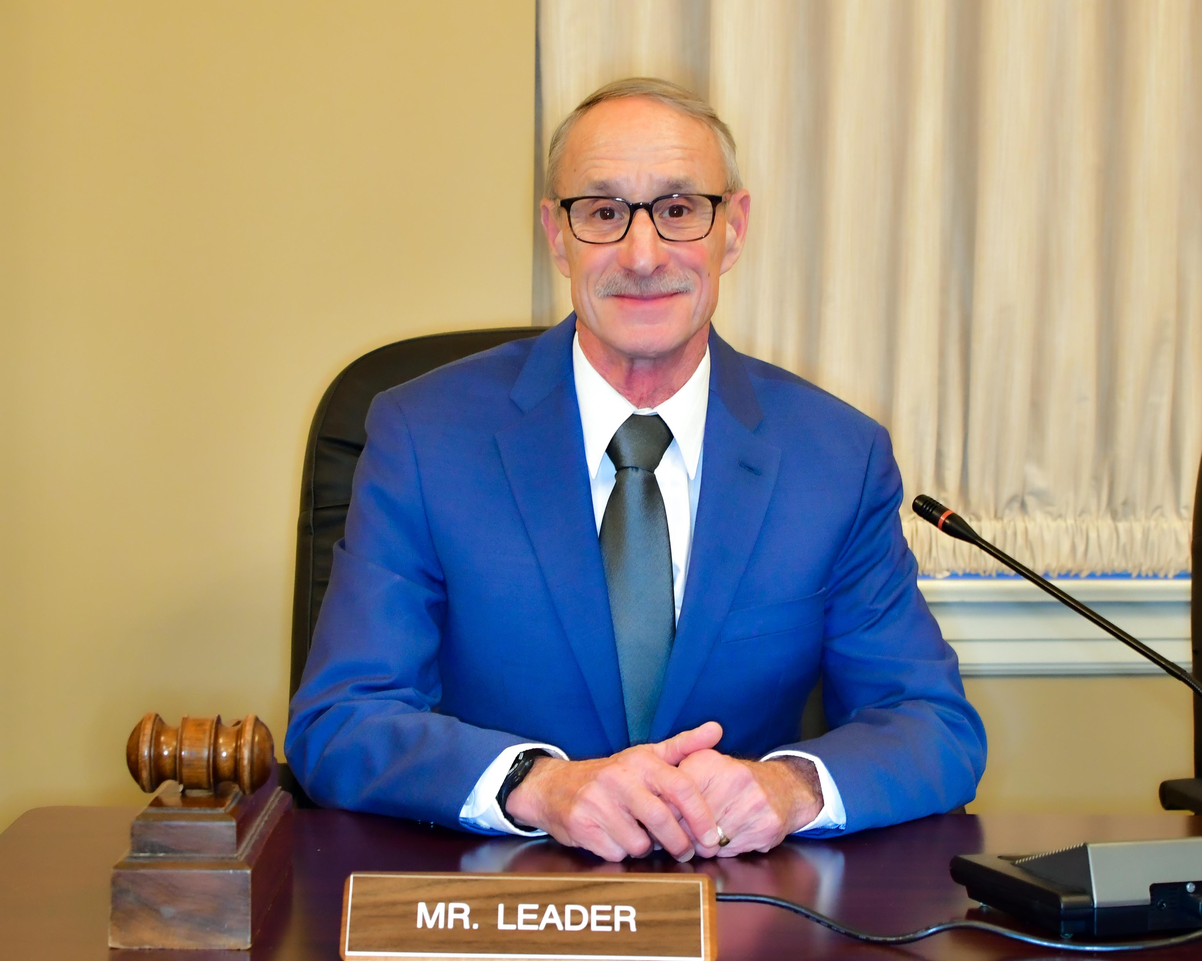 Charles Leader