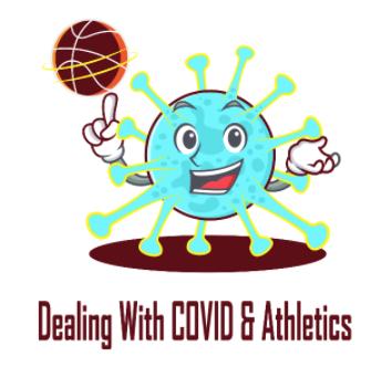 athletics covid