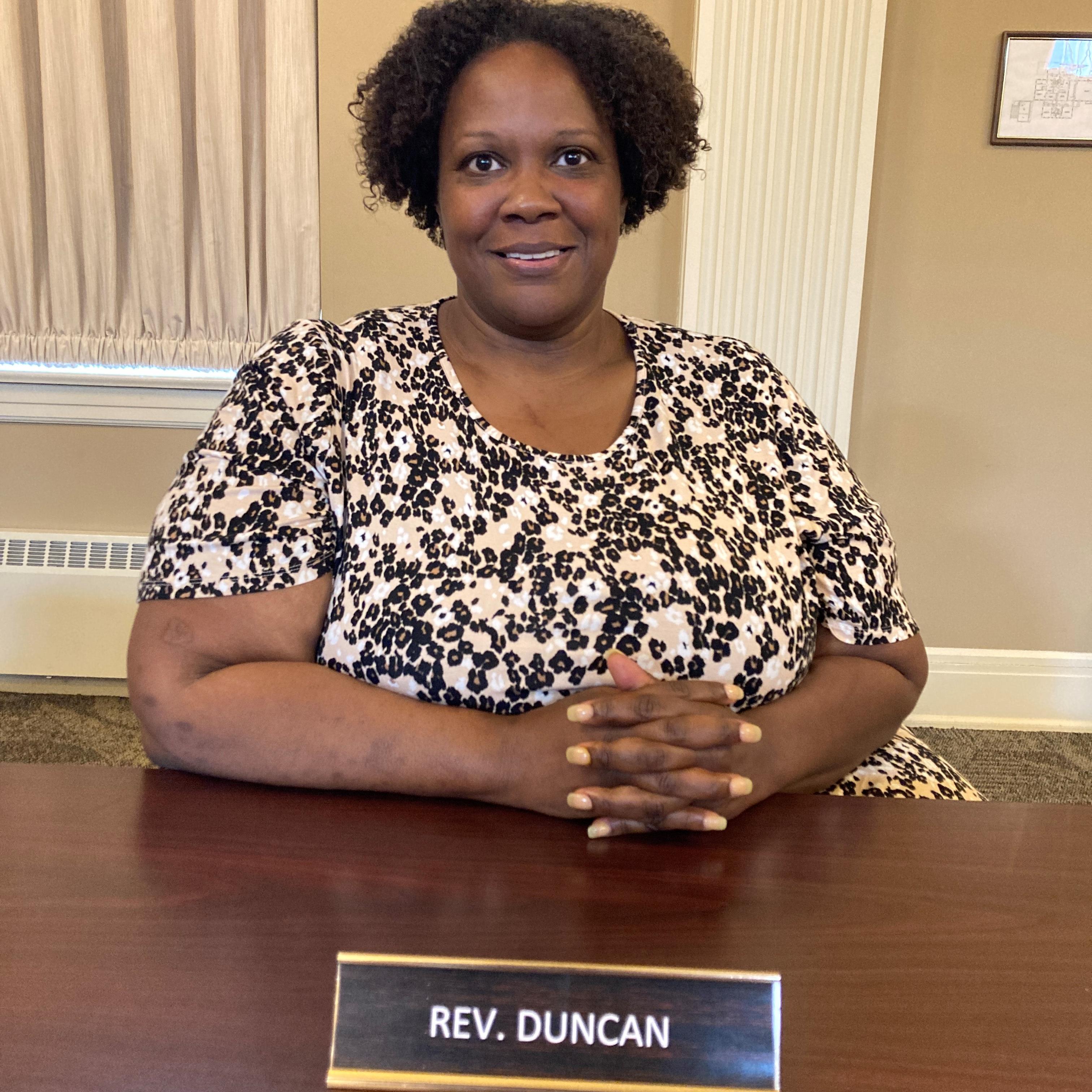 Rev. Duncan