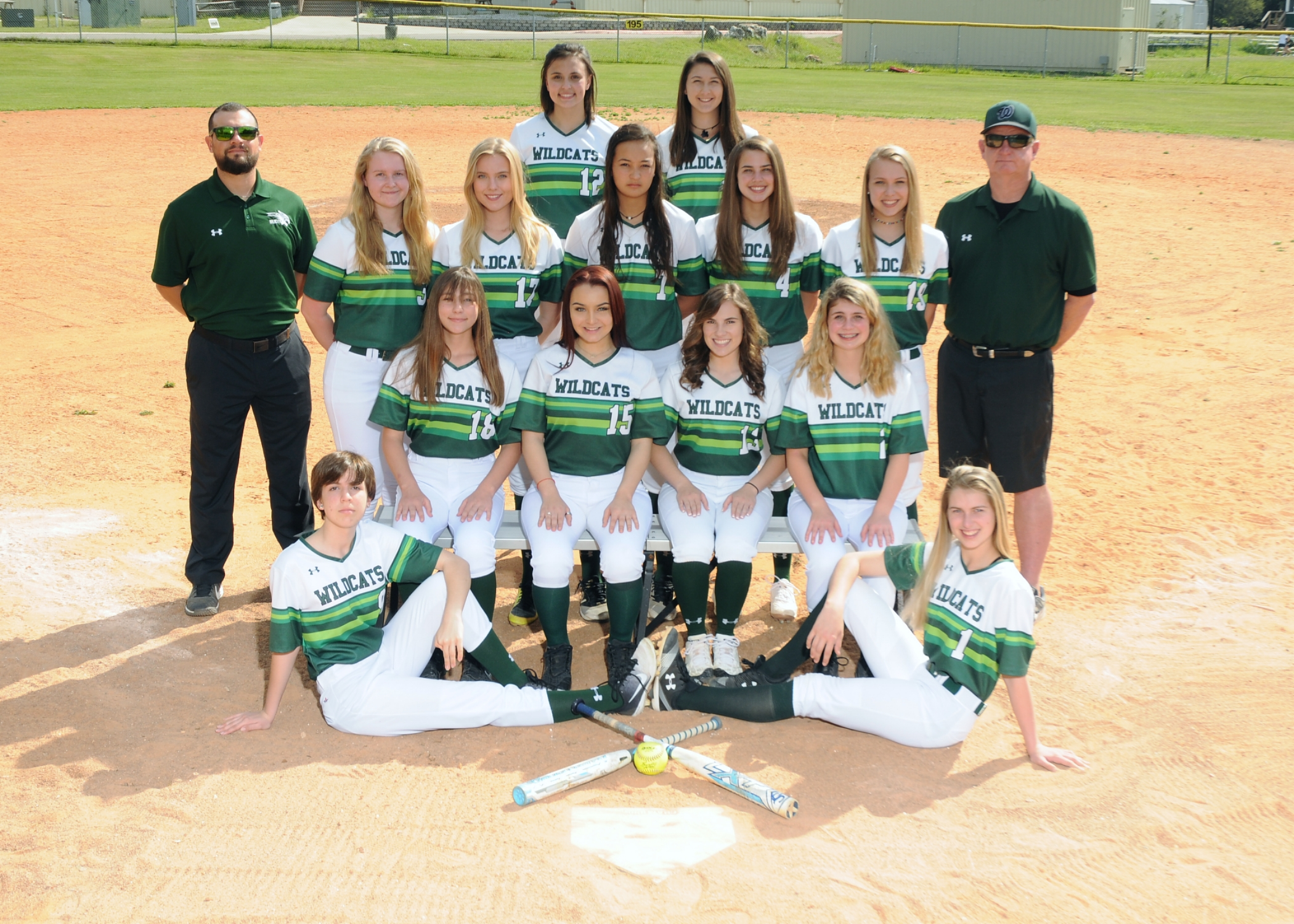 Lady Wildcats Softball