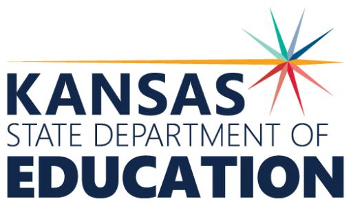 kansas state department of education logo