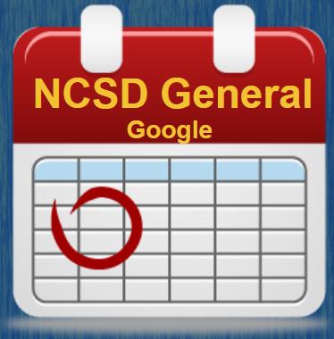 NCSD General Calendar - Google
